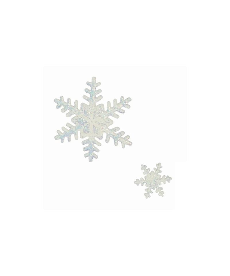 emporte pi ce poussoir flocon de neige set 3. Black Bedroom Furniture Sets. Home Design Ideas