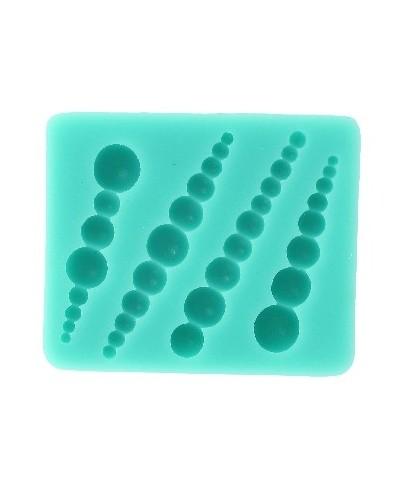Moule silicone perle, corps de libellule