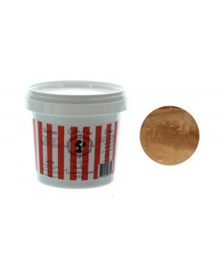 Dentelle alimentaire Bronze nacré 200 gr prête à l'emploi Cake Lace