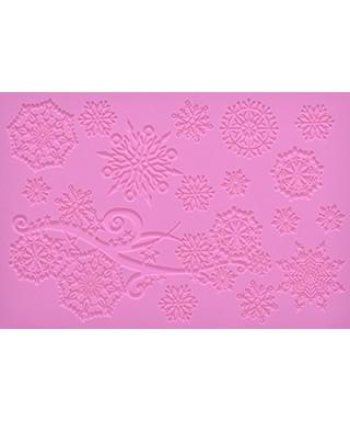 Tapis dentelle Crystal Cake lace