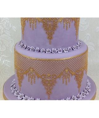 Tapis dentelle Ophelia Cake Lace