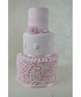 Tapis dentelle Tiffany Cake Lace