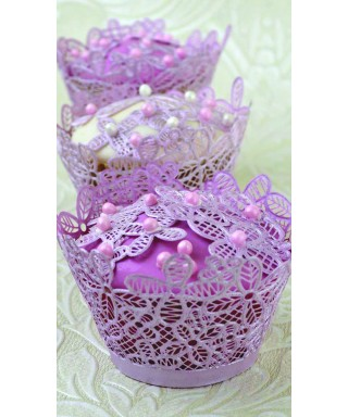 Tapis dentelle Victoriana Wrappers Cake Lace