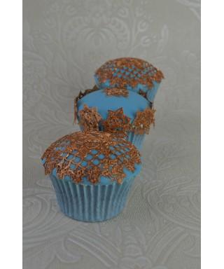 Tapis dentelle Rosie Cupcake Cake Lace
