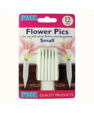 Pics pour Fleurs Small set/12 PME