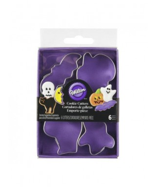 Mini Emporte-Pièces Halloween Set/7 Wilton