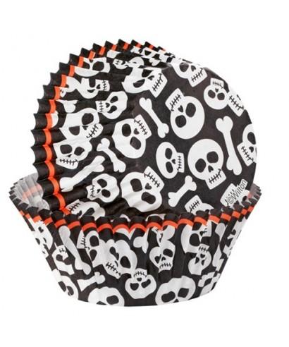 Caissettes cupcake Sépulture set/75 Wilton