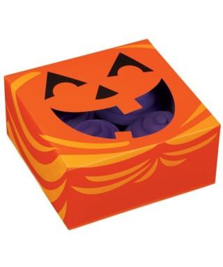 Boîte à Cupcake Jack-O-Lantern set/3 Wilton