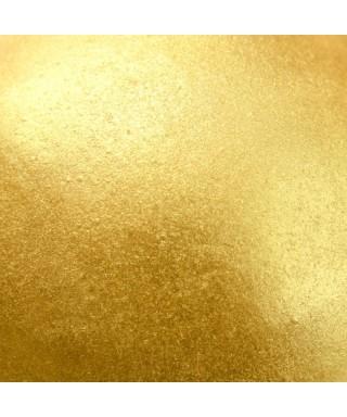 Soie alimentaire Métalliques Sables d'or Rainbow Dust