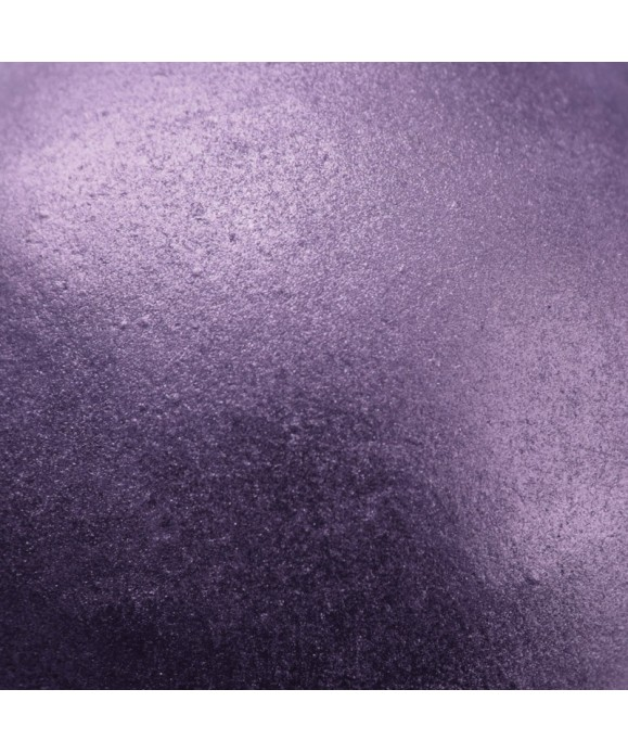 Soie alimentaire Métalic Violet Planet Rainbow Dust