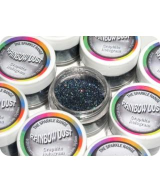 Paillette de surface Graphite Hologram Rainbow dust