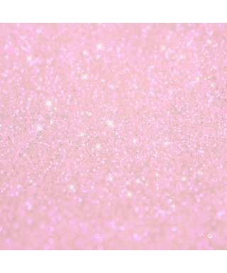 Paillette Rose Glacial Rainbow Dust