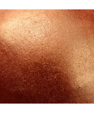 Soie alimentaire Frénésie Flamme métallique Rainbow Dust