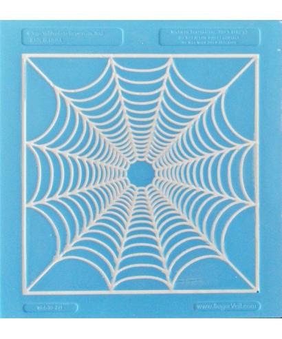 Tapis dentelle toile d'araignée SugarVeil
