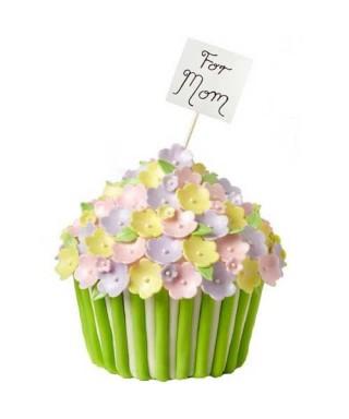 Moule Cupcake Geant 3D Wilton