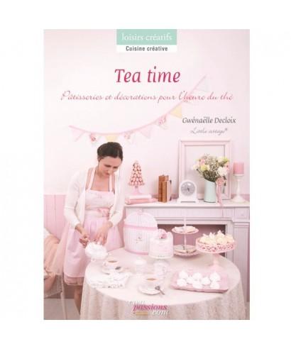 Livre Tea time de Gwenaelle DECLOIX