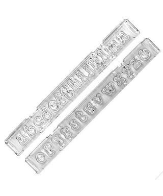 Clikstix Lettres Minuscule Groovy Windsor Craft