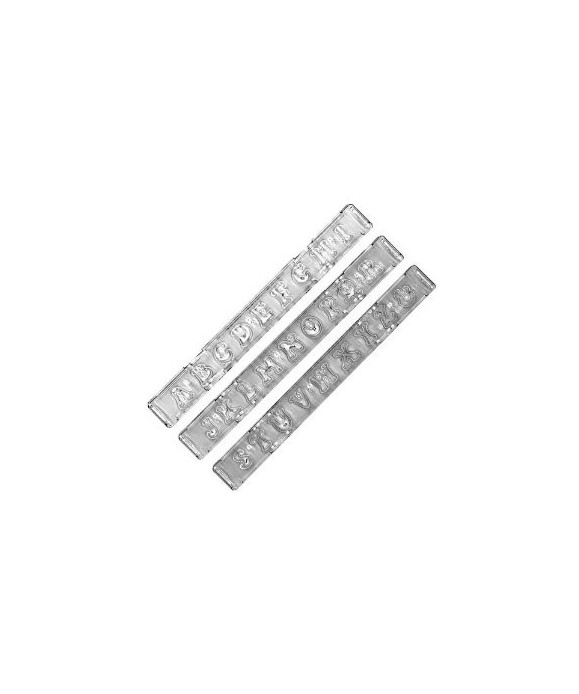 Clikstix Lettres majuscules font Windsor Craft
