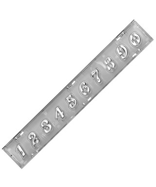 Clikstix chiffres Candi Windsor Craft