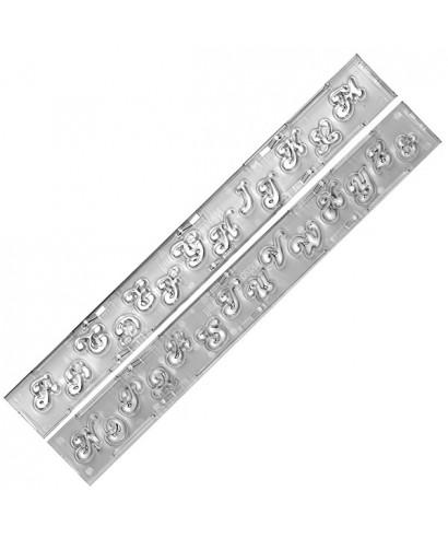 Clikstix lettres majuscule Candi Windsor Craft