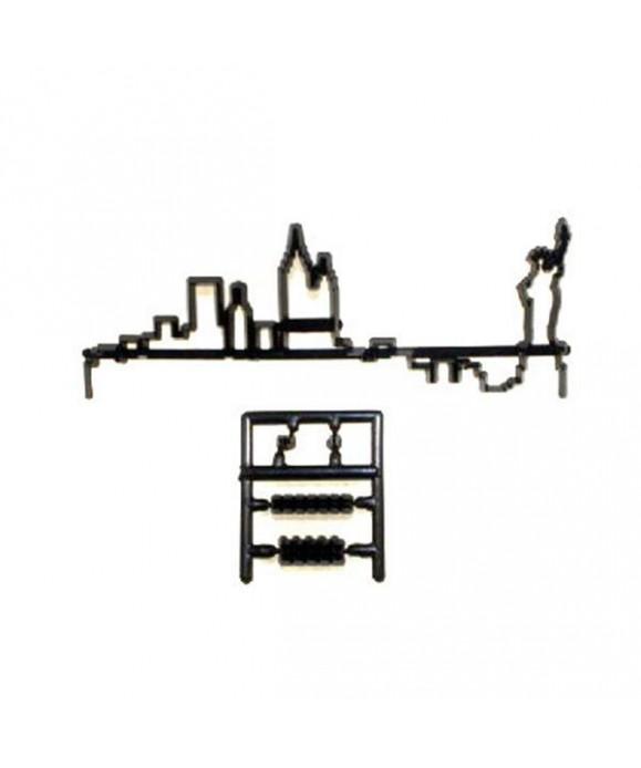 Emporte-pièce Patchwork Cutters Horizon de New York