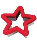 Emporte-pièce métal Comfort Grip étoile Wilton