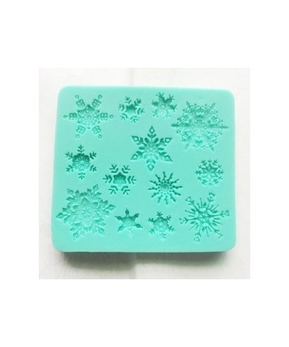 Moule silicone flocons de neige