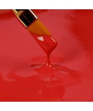 Peinture Rouge 25ml Rainbow Dust