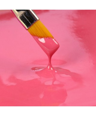 Peinture Rose 25ml Rainbow Dust