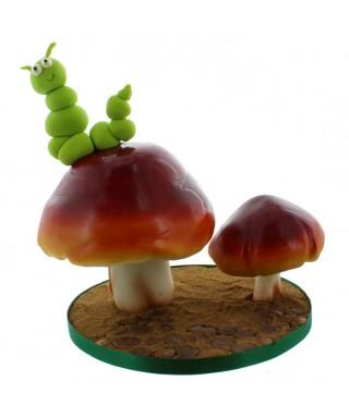 champignon sucre CakeFrame