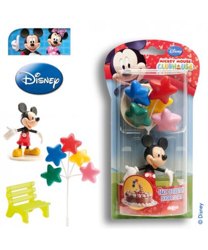 Kit Mickey et son décor Disney