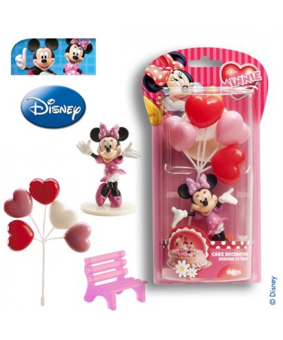 Kit Minnie et son décor Disney