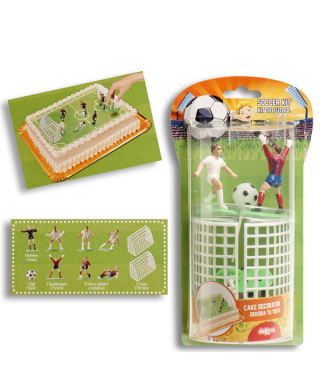 Kit Football set de 10 pièces