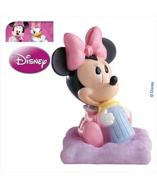 Figurine en résine Bébé Minnie 3D Disney