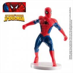 Figurine en PVC Spidermn 3D Marvel