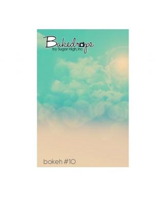 Fond pour Photo de Gâteau Bokeh design 10