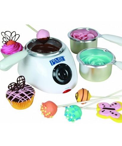 appareil de cuisson pour candy melt pme pour cake pop a 34 99. Black Bedroom Furniture Sets. Home Design Ideas