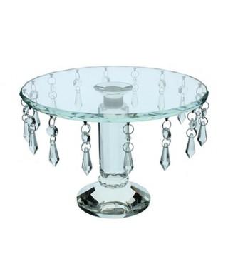 présentoir pivotant en cristal