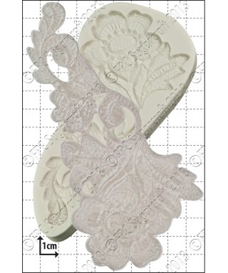 Moule Silicone Annie Roses FPC Sugarcraft