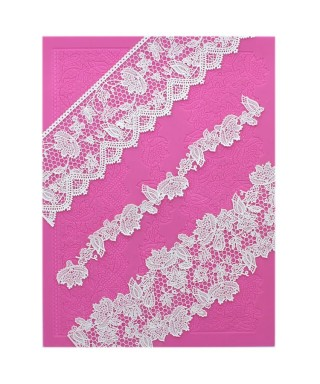Tapis Dentelle Eternity Cake Lace