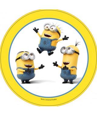 Disque Azyme trois Minions