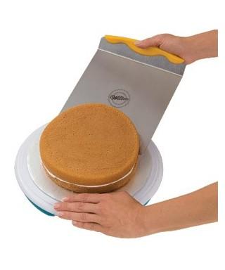 Pelle à gâteau en pâte à sucre