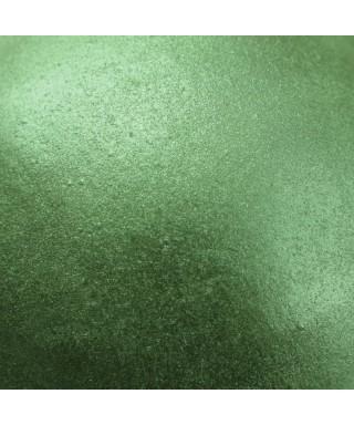 Soie alimentaire Starlight galactique vert Rainbow Dust