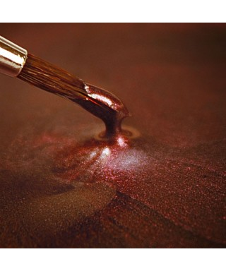 Peinture métallique Bronze 25ml Rainbow Dust