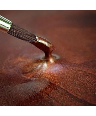 Peinture métallique Cuivre 25ml Rainbow Dust