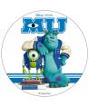 Disque Azyme Monstres Academy Jacques et Bob Disney