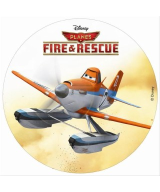 Disque en Azyme dusty crophopper Planes 2 Disney
