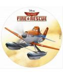 Disque azyme dusty crophopper Planes 2 Disney