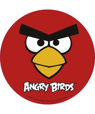 Disque en Azyme ANGRY BIRDS - 1