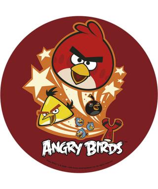 Disque en Azyme ANGRY BIRDS - 3